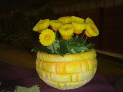 Even-art. decoraci�n con frutas......talladas. - foto 12
