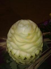 Even-art. decoraci�n con frutas......talladas. - foto 10