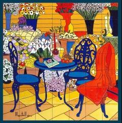 Azulejos y murales de cer�mica - foto 15