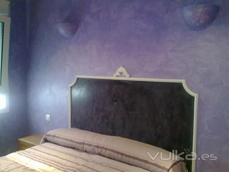 Foto cabeceros de cama espectaculares - Cabeceros de cama con fotos ...