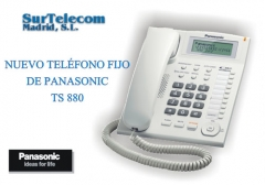 Tel�fono sobremesa ts880  panasonic