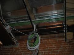 Detalle de instalaci�n electrica