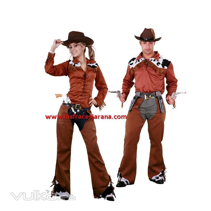 Disfraces de Vaqueros