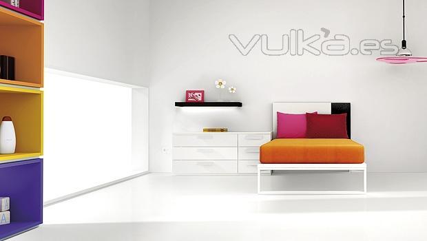 Foto muebles juveniles minimalistas for Tiendas muebles minimalistas