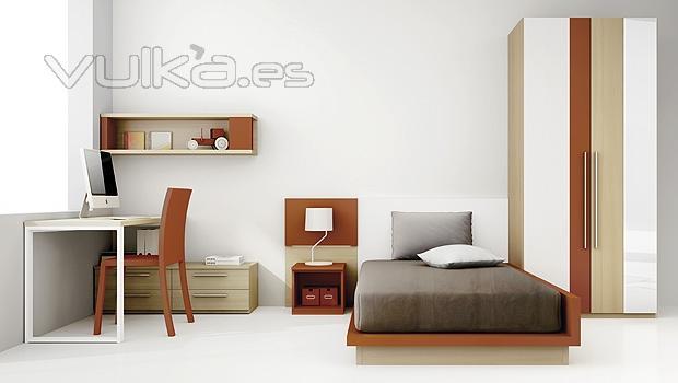 Foto catalogo joy de muebles juveniles for Catalogo de muebles juveniles