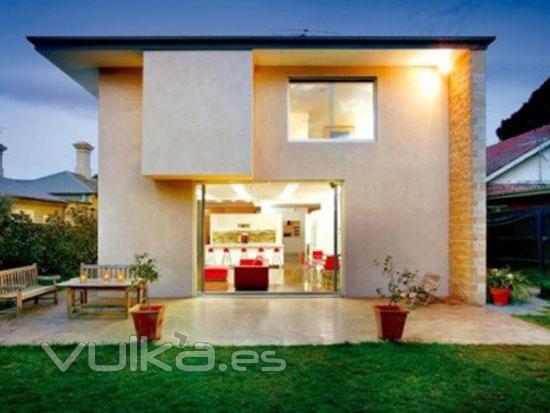 Casas construction trade s l - Estructuras de acero para casas ...