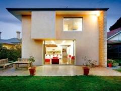 Casas con estructura de acero galvanizado o casas steel framing