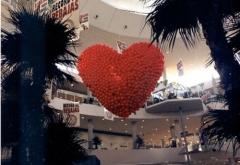 Globos corazones
