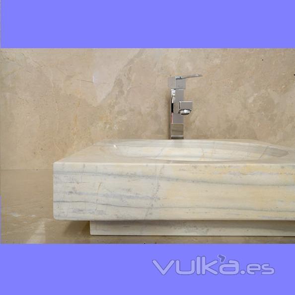 Foto oferta lavabo vulcano 145 eur antes 345 eur for Oferta lavabos