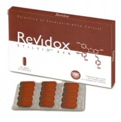 Revidox ralentiza el envejecimiento celular.