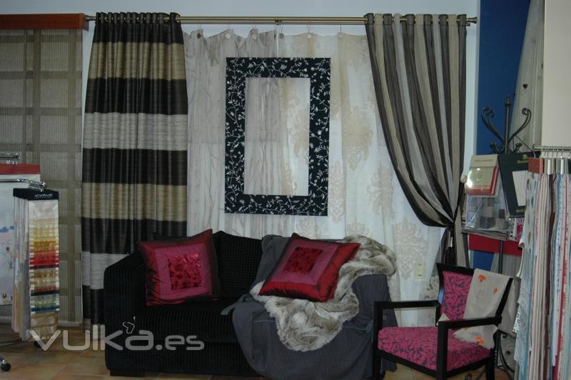 Decoracion y tapiceria vilamarxant for Tapiceria y decoracion