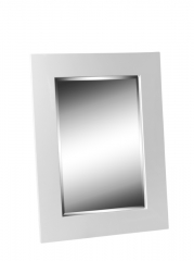 Espejo de pared manhattan en color blanco