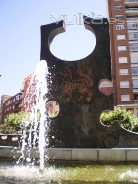 Monumento a las Cortes Leonesas