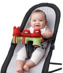 Nuevo juguete para la hamaca blance de babybj�rn