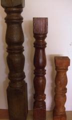 Balaustrada imitaci�n madera