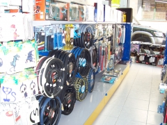 Foto 12 accesorios coches en Córdoba - Edisol Racing