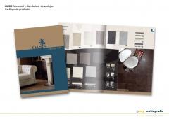 Oasis diseño y maquetación de catálogo