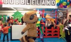 Bubbleland, Parc de NADAL de REUS  2010 - 2011