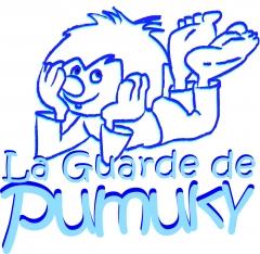 Logotipo de la guarderia Pumuki