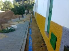 Obra: reurbanizacion en castiblanco