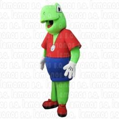 Tortuga mascota publicidad 1120