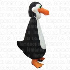 Pinguino mascota publicidad 1136
