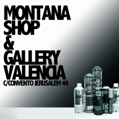 MTN.Montana Shop & Gallery Valencia.