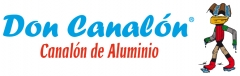Don Canal�n � - Canalones de aluminio. Fabricaci�n e instalaci�n. Alicante, Murcia, Costa Blanca.