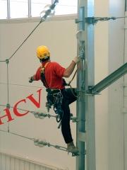 Curso de altura sobre catenaria en nuestras instalaciones de ontigola