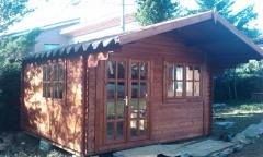 Caseta de jardin de EuroCasetas en Begues