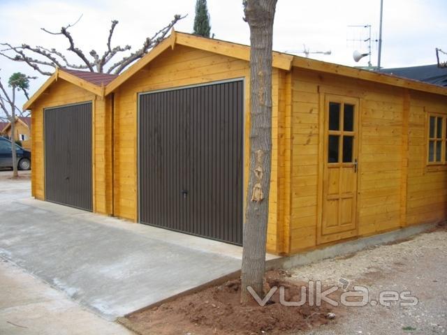 Eurocasetas - Prefabricados de madera ...