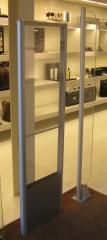 Monoantenas glass en radio frecuencia 8,2 mhz y acusto magnetica 58 khz. detecta metales