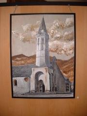 Iglesia de vielha(lleida)