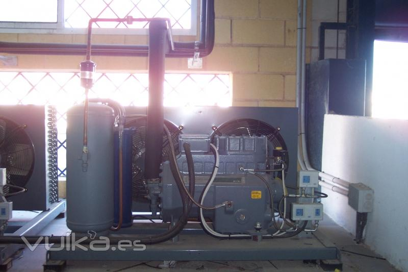 Unidad condensadora COPELAND