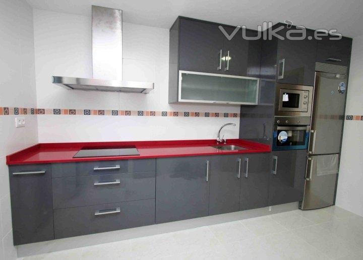 Emejing Fabricacion Muebles De Cocina Gallery - Casa & Diseño Ideas ...