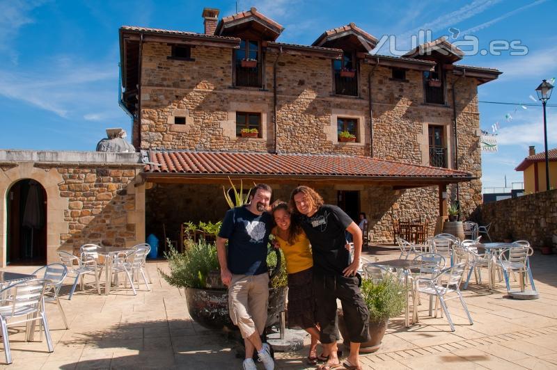 Casa rosalia cantabria - Posada casa rosalia ...