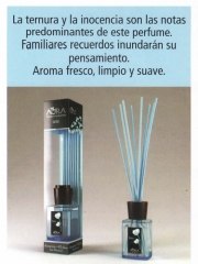 Ambientador fabricado por grupo cristalinas. ambientador aura bebe oasisdecor.com