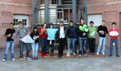 Estudiantes de ingenier�a