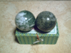 Bolas de salud (de piedra)