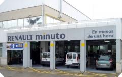 Renault minuto avenida de andalucia (madrid)