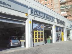 Renault retail group sinesio delgado (madrid)