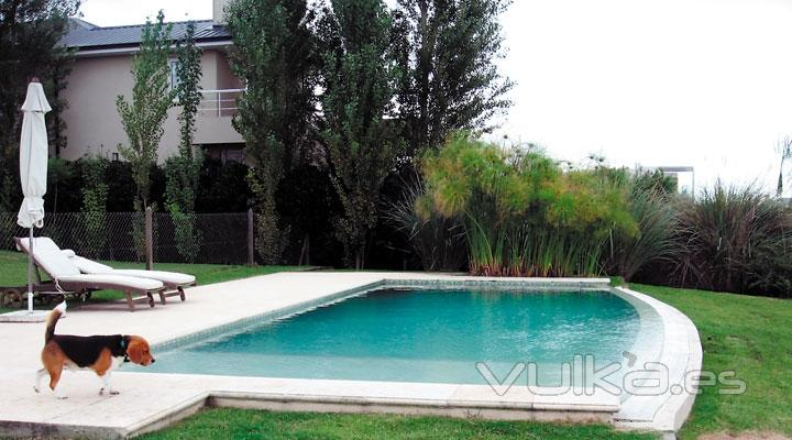 Hidroespais piscinas y jardines - Fotos de piscinas y jardines ...