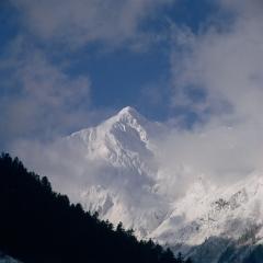 134 - pico del montardo en el valle de arán