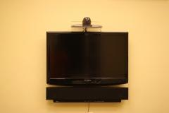 Audiovisuales, sistema de videoconference call