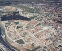 Plan parcial pau ii-6  carabanchel (madrid)