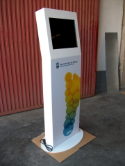 Terminales interactivos accesibles para el ayuntamiento de malaga