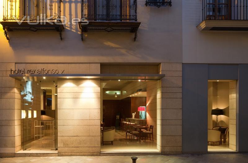 hotel rey alfonso x:
