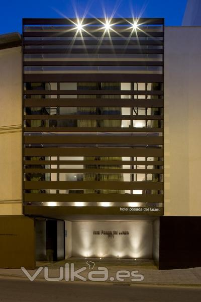 Fachada Hotel Posada del Lucero | IMG Hoteles