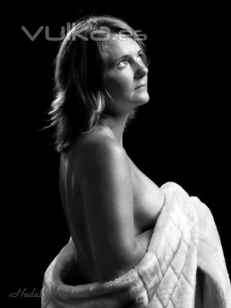 Fotografía de estudio y Books - Desnudo en Blanco y Negro - Fotos Nadal
