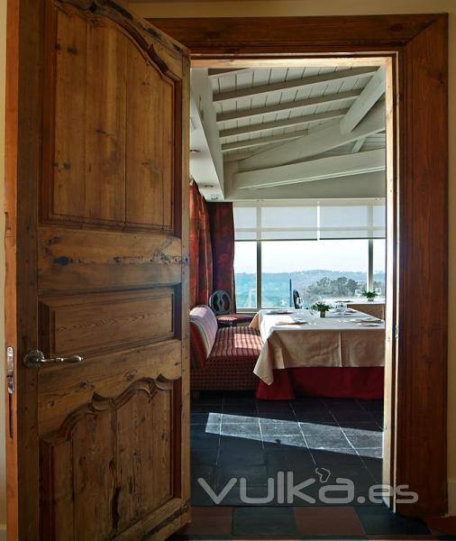 Restaurante Palacio de Urgoiti